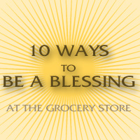 10 ways to be a blessing