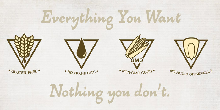 Everything You Want, Nothing You Don't